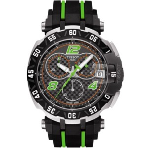 Tissot TRACE Quartz Chrono BRADLEY SMITH 2016 LIMITED EDITION T0924172720702