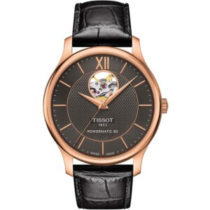 Tissot TRADITION Automatic Open Heart T0639073606800