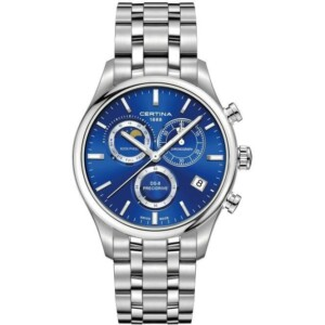 Certina DS-8 Chrono Moonphase Precidrive C0334501104100