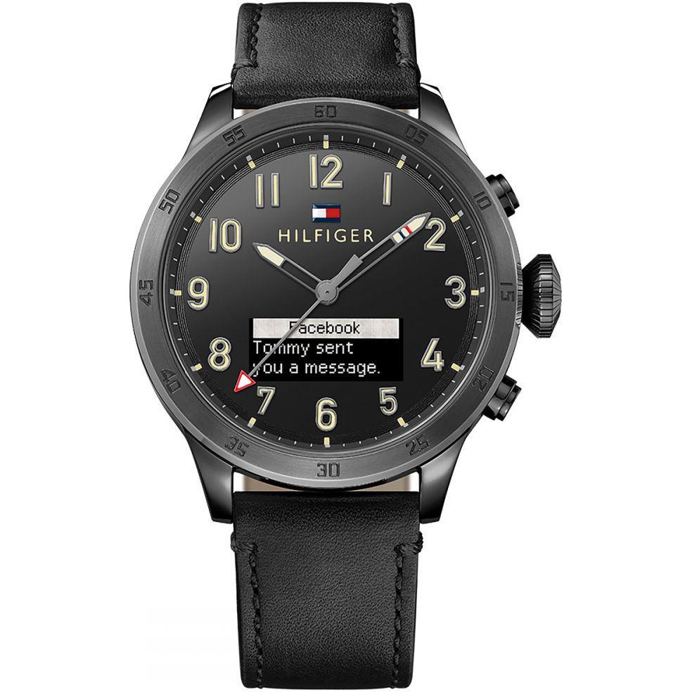 zegarek tommy hilfiger smartwatch 1791301 zegarki m skie. Black Bedroom Furniture Sets. Home Design Ideas