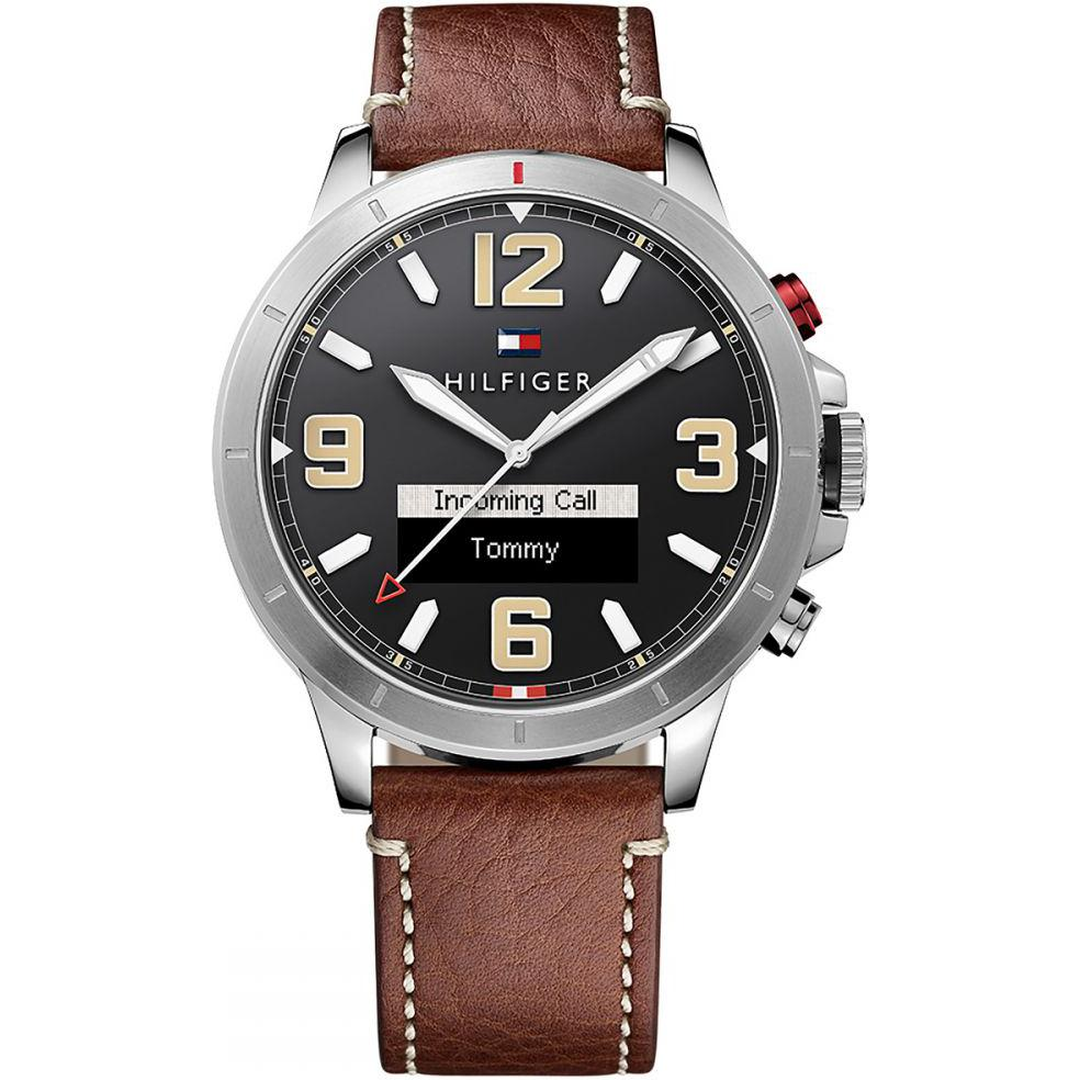 zegarek tommy hilfiger smartwatch 1791296 smartwatch. Black Bedroom Furniture Sets. Home Design Ideas