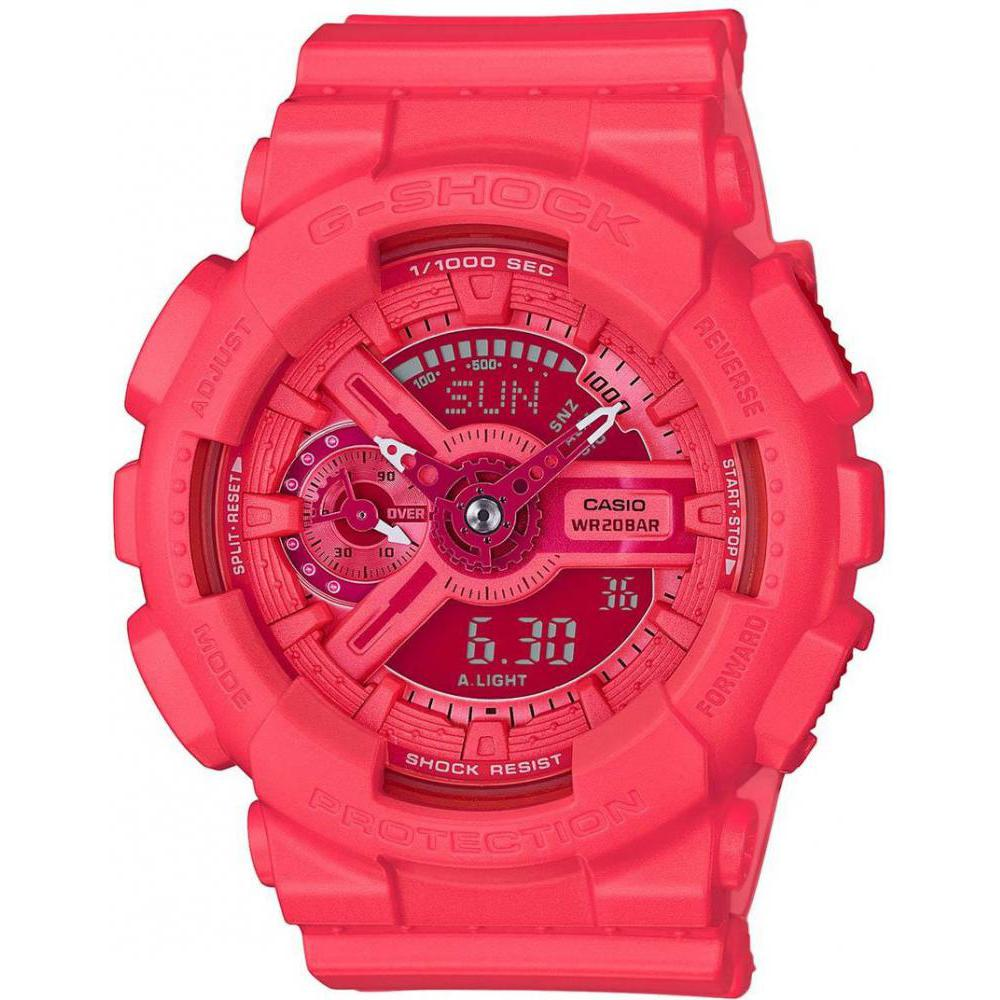 Casio G-Shock S Series GMAS110VC4A 1
