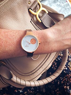 Zasady datowania 2005 zegarek