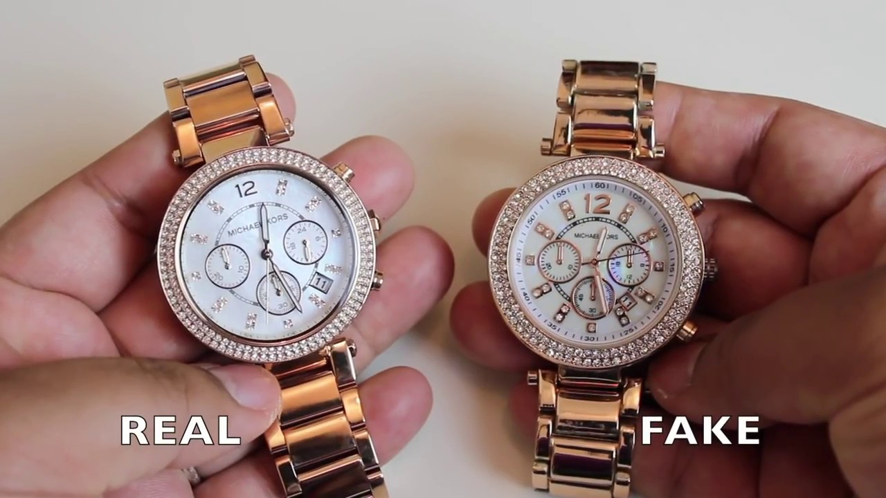 15cb28f20 Odpowiedź jest prosta: Zbyt tanie zegarki Michael Kors zazwyczaj są  podróbkami.